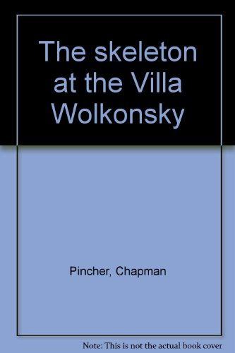 9780722168721: The skeleton at the Villa Wolkonsky