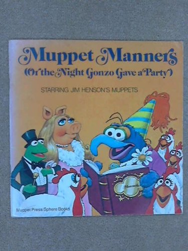 Muppet Manners (0722172699) by Relf, Pat