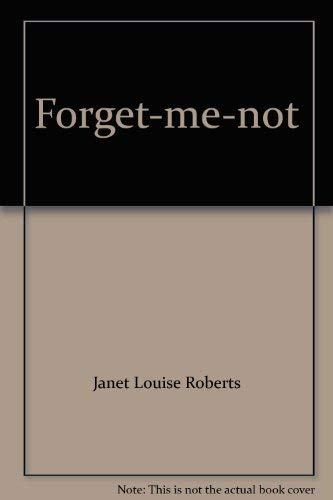 9780722174029: Forget-me-not