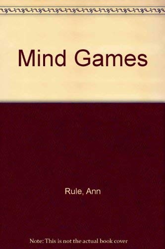 Mind Games (0722175655) by Rule, Ann