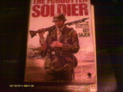 The Forgotten Soldier: Guy Sajer
