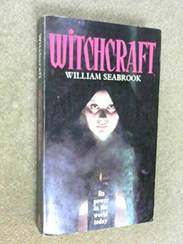 9780722176900: Witchcraft