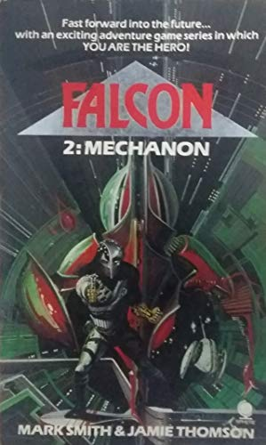 9780722179116: Falcon: Mechanon v. 2
