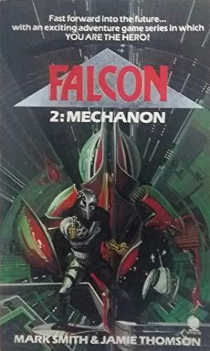 9780722179116: Falcon: Mechanon v. 2