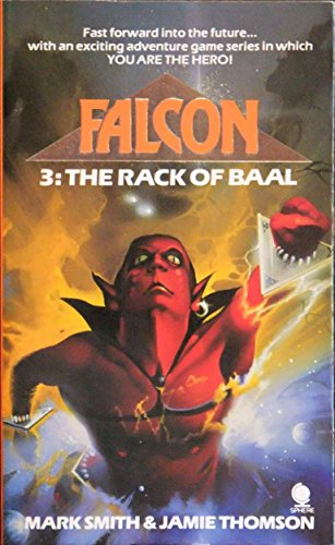 9780722179130: Falcon: The Rack of Baal v. 3