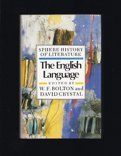 9780722179772: Sphere History of English Literature Volume 10: The English Language: The English Language v. 10 (Sphere History of Literature)