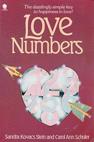9780722180983: Love Numbers: A Numerological Guide to Compatibility
