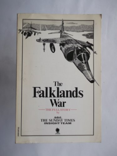 9780722182826: The Falklands War: The Full Story