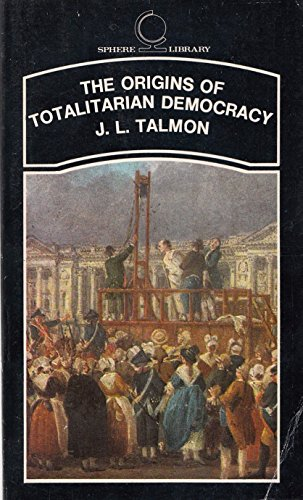 9780722183564: The Origins Of Totalitarian Democracy