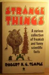 9780722184103: Strange Things: A Collection of Modern Scientific Curiosities