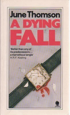 9780722184400: A Dying Fall