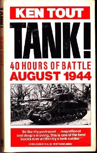 9780722185612: Tank!: 40 Hours of Battle, August 1944