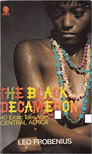 9780722186756: Black Decameron: 40 Erotic Tales from Central Africa