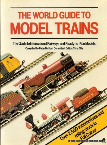 9780722188248: World Guide to Model Trains