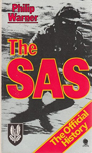 9780722189108: The SAS: The Official History