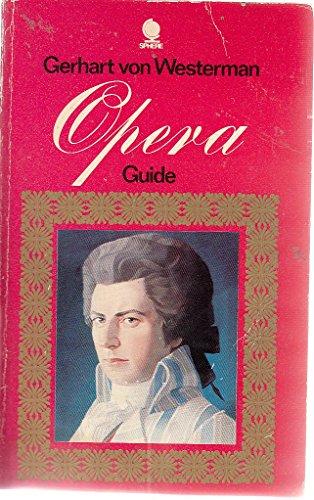 Opera guide: GERHART VON WESTERMAN