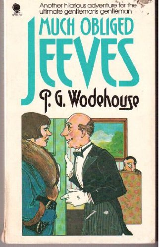 9780722192702: Much obliged, Jeeves