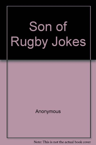 9780722193822: Son of Rugby Jokes