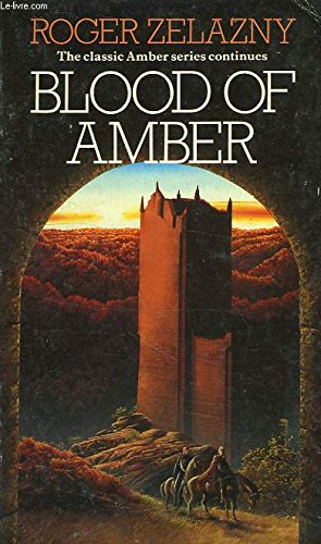 9780722194126: Blood of Amber