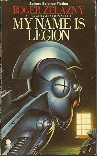 9780722194218: My Name is Legion (Sphere science fiction)