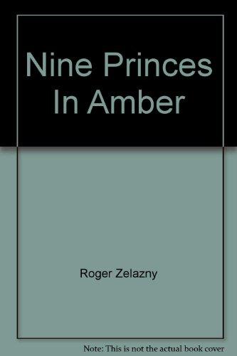 9780722194393: Nine Princes in Amber