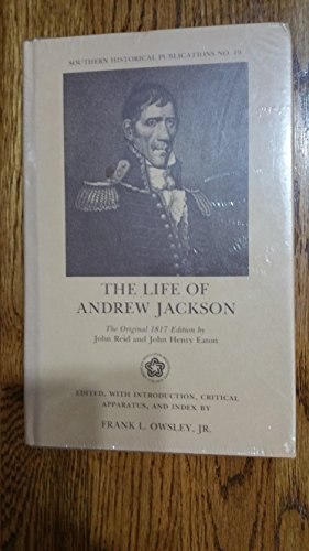 9780722242452: The Life of Andrew Jackson