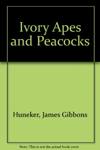 9780722252598: Ivory Apes and Peacocks