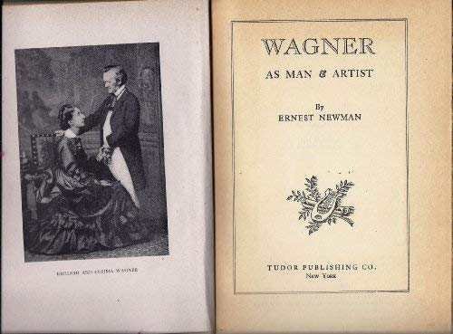 9780722255940: Wagner As Man and Artist