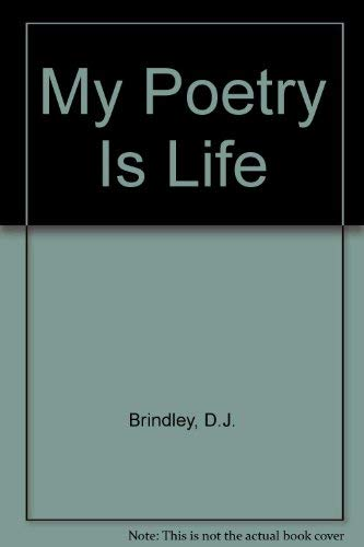 9780722307236: My Poetry is Life