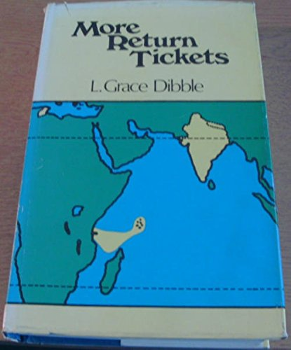 More Return Tickets (SCARCE HARDBACK FIRST EDITION SIGNED BY THE AUTHOR)