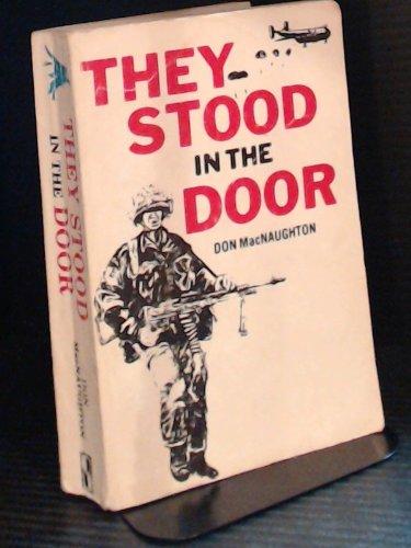 9780722317525: They Stood in the Door