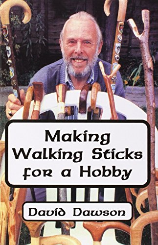 9780722333099: Making Walking Sticks for a Hobby