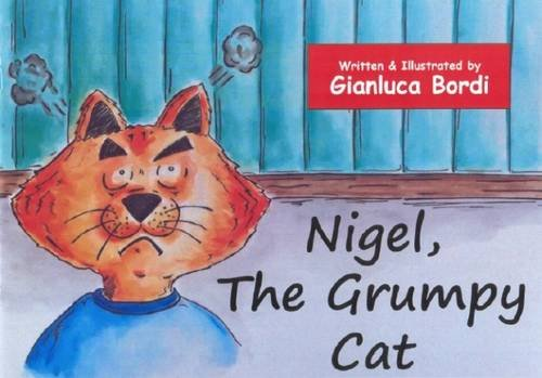 9780722345429: Nigel, the Grumpy Cat
