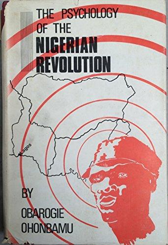9780722399040: Psychology of the Nigerian Revolution