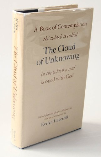 9780722400036: The Cloud of Unknowing
