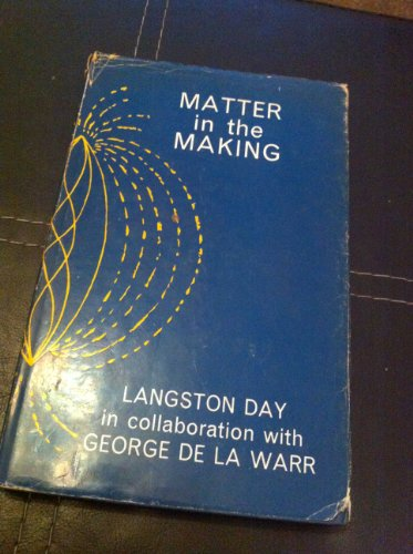 9780722400241: Matter in the Making