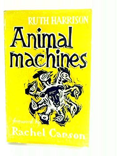 9780722400364: Animal Machines