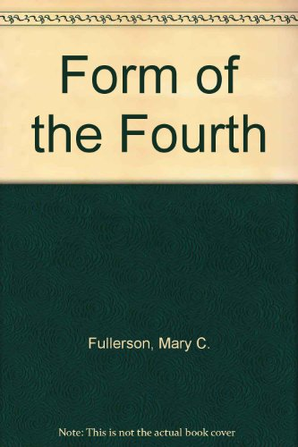 9780722401187: Form of the Fourth