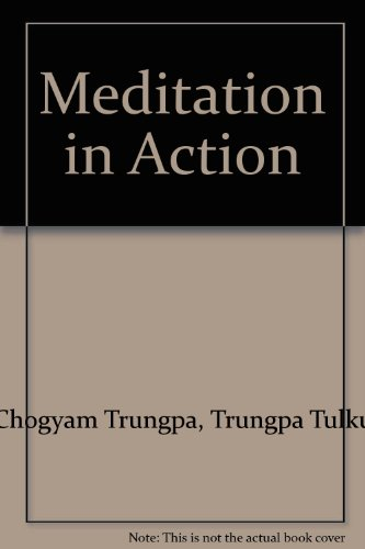 9780722401200: Meditation in Action