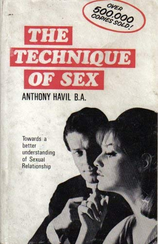 9780722500095: Technique of Sex