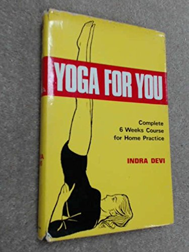 9780722501450: Yoga for You