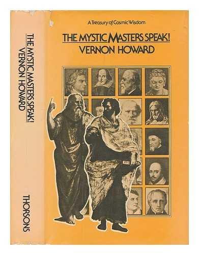 9780722502570: Mystic Masters Speak: Treasury of Cosmic Wisdom