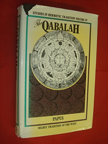 9780722502860: Kaballah Secret: Tradition of the West