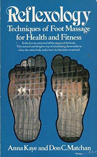 9780722505625: Reflexology: Techniques of Foot Massage