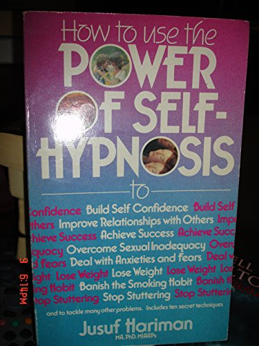 9780722507285: How to Use the Power of Self Hypnosis