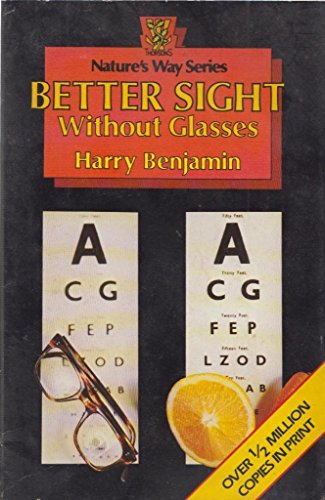 9780722509302: Better Sight Without Glasses