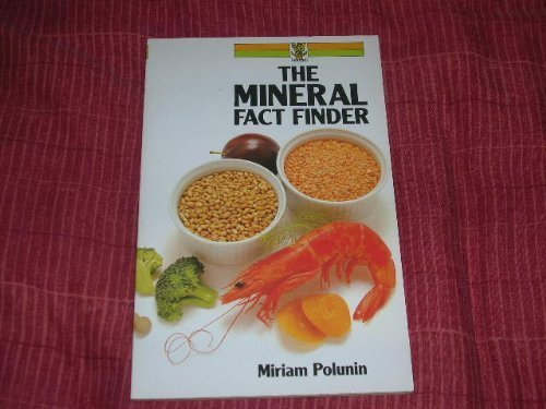 Mineral Fact Finder (9780722509357) by Miriam Polunin