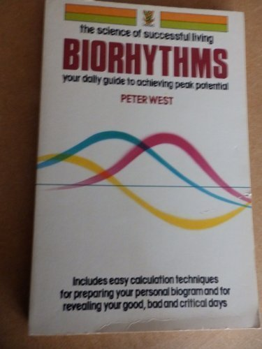 9780722509678: Biorhythms: Your Daily Guide to Achieving Peak Potential