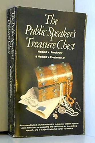 Public Speaker's Treasure Chest