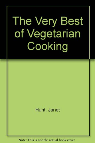 9780722510100: The Very Best of Vegetarian Cooking